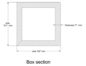 Box Section